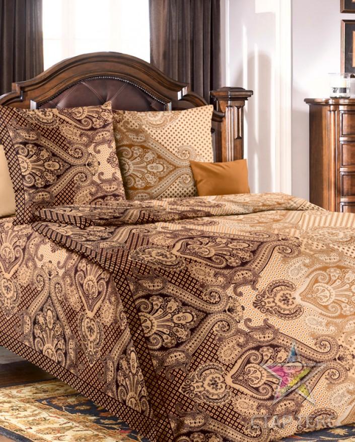 Комплект постельного белья 1,5 спальный.